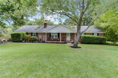 Creekwood Subd. Single Family Home For Sale: 351 Knollwood Drive