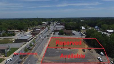 Walhalla Commercial For Sale: 101-105 W Main Street