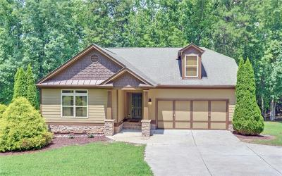 Hart County, Franklin County, Stephens County Single Family Home For Sale: 771 Lakeview Road