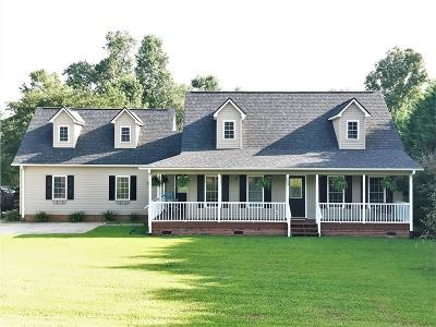 Pickens Single Family Home For Sale: 209 Timber Drive