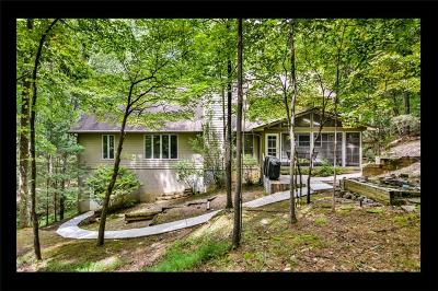 Keowee Key Single Family Home For Sale: 5 Fair Wind Drive