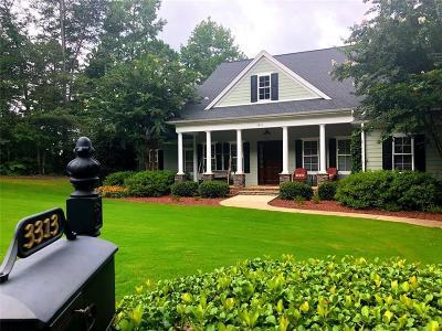 Seneca Single Family Home For Sale: 3313 Three Iron Drive