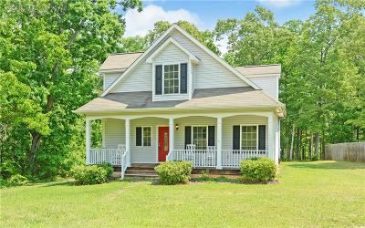 Hart County, Franklin County, Stephens County Single Family Home For Sale: 253 Lightwood Lane