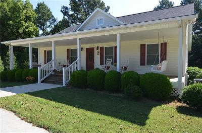 Hartwell SC Single Family Home For Sale: $395,000