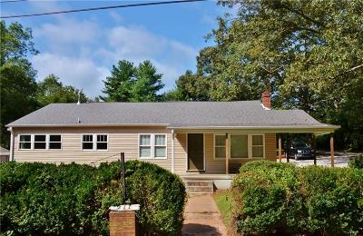 Central Single Family Home Contract-Take Back-Ups: 211 Georgia Street