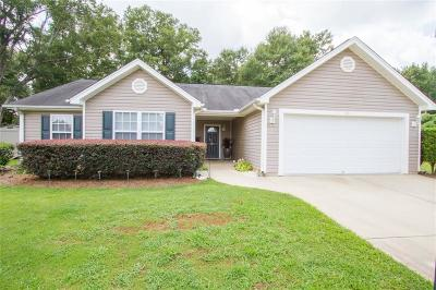 Anderson SC Single Family Home For Sale: $150,000