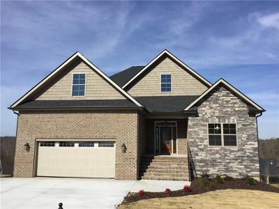 Anderson County Single Family Home For Sale: 1031 Tuscany Drive Drive