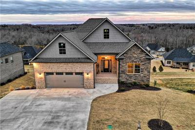 Anderson County Single Family Home For Sale: 1037 Tuscany Drive Drive