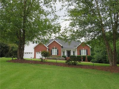 Anderson Single Family Home For Sale: 109 Crosscreek Drive