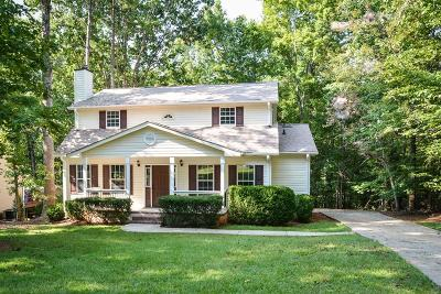 Westminster Single Family Home For Sale: 122 Falls Drive