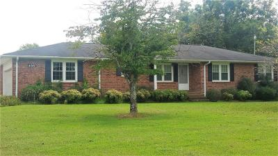 Loblolly Pines Single Family Home For Sale: 405 Centerville Road