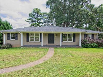 Anderon, Andersom, Anderson, Anderson Sc, Andeson Single Family Home For Sale: 113 Twin Lakes Drive