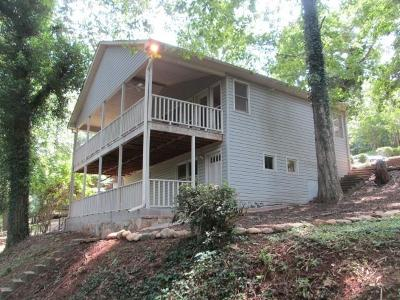 Anderson County, Oconee County, Pickens County Single Family Home For Sale: 5030 Patterson Road
