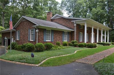 Pickens Single Family Home For Sale: 108 Heritage Drive
