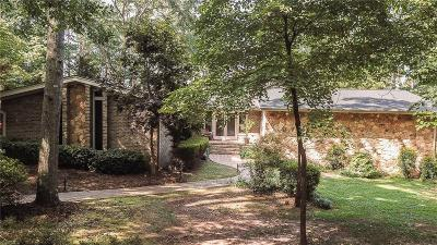 Clemson Single Family Home Contract-Take Back-Ups: 112 Hazelwood Drive