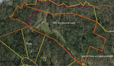Central, Clemson, Salem, Seneca, Walhalla, West Union Residential Lots & Land For Sale: 480 Bentbrook Lane
