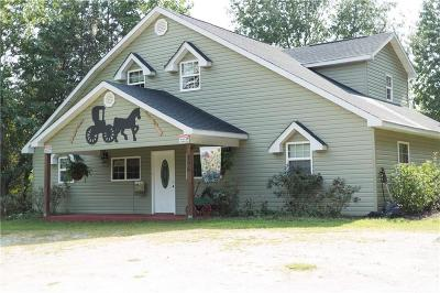 Westminster Single Family Home For Sale: 296 Spivey Road