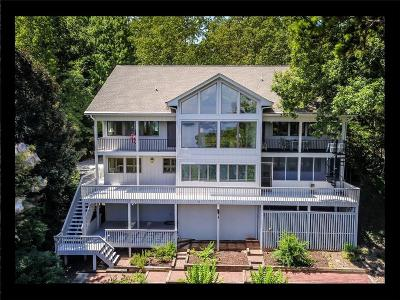 Keowee Key Single Family Home For Sale: 610 N Flagship Drive