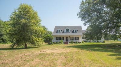 Abbeville County Single Family Home For Sale: 84 Mud Creek Road