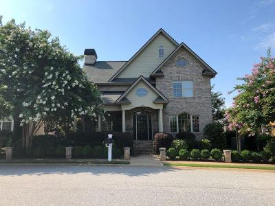 Simpsonville Single Family Home For Sale: 109 Fremont Drive