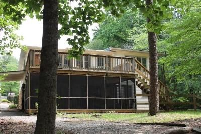 Hart County, Franklin County, Stephens County Single Family Home For Sale: 450 Riverbend Road
