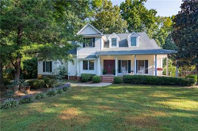 Oconee County Single Family Home For Sale: 15011 Beacon Ridge Drive