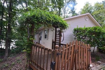 Lavonia GA Single Family Home Contract-Take Back-Ups: $159,000