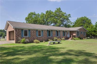 Abbeville County Single Family Home For Sale: 100 Jackson Street