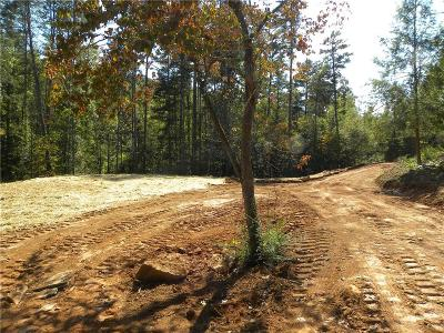 Westminster Residential Lots & Land For Sale: Lot 22/23 Chauga Shoals Road