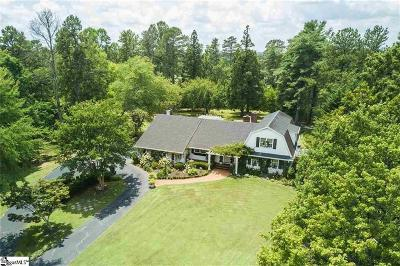 Pickens County Single Family Home For Sale: 114 Zion Church Road