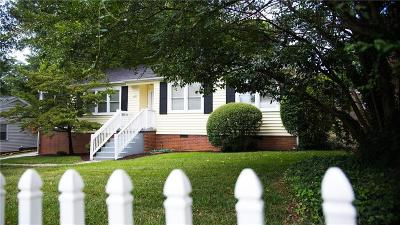 Greenville County Single Family Home For Sale: 401 Wedgewood Drive