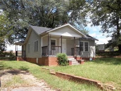 Single Family Home For Sale: 1013 Williamston Road