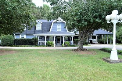 Anderson Single Family Home For Sale: 1233 Salem Church Road