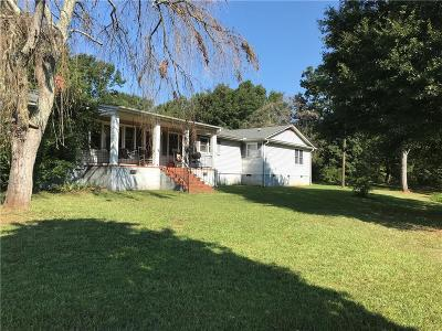 Single Family Home For Sale: 2201 River Road Road