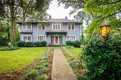 Single Family Home For Sale: 1711 S Holly Street