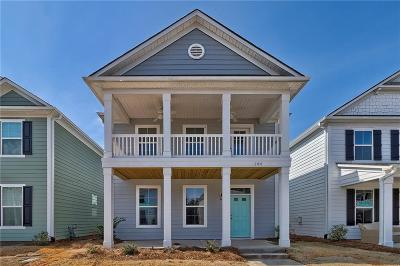 Pickens County Single Family Home For Sale: 104 Fuller Estate Drive