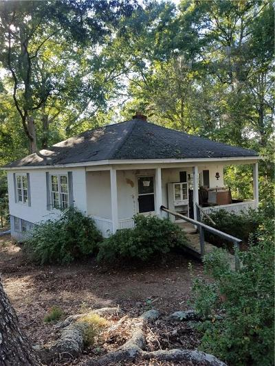 Easley Single Family Home For Sale: 133 Ryan Street