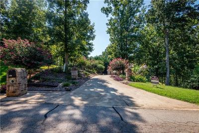 Anderson County, Oconee County, Pickens County Single Family Home For Sale: 403 Nautical Way