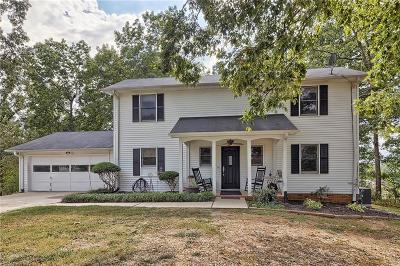 Single Family Home For Sale: 111 Terry Lee Drive