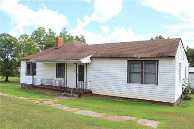 Single Family Home For Sale: 519 Martha Drive