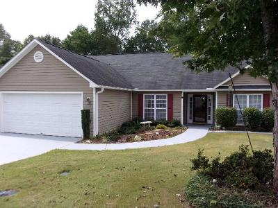 Easley SC Single Family Home For Sale: $169,900