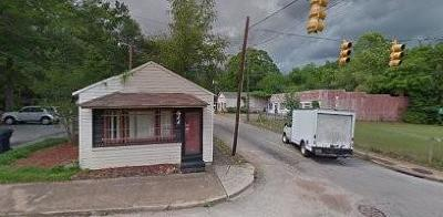 Anderson Commercial For Sale: 500 Bleckley Street