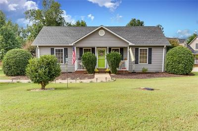 Pickens Single Family Home For Sale: 205 Timber Drive