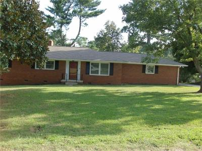 Park Place Single Family Home For Sale: 2802 Colonial Drive