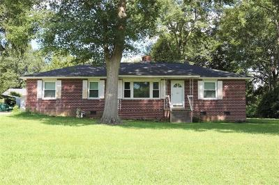 Belton Single Family Home For Sale: 320 Forest Lane