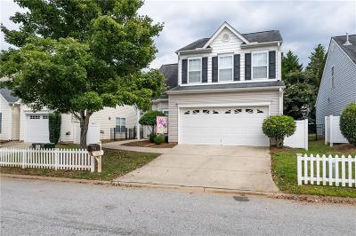 Easley Single Family Home For Sale: 128 Pin Oak Court