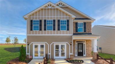 Single Family Home For Sale: 125 Deer Drive