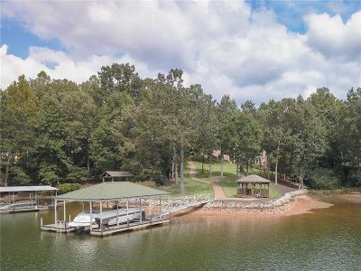 Seneca SC Single Family Home For Sale: $1,295,000