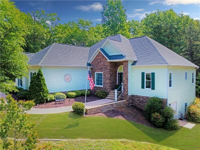 Oconee County Single Family Home For Sale: 3900 Turnberry Loop