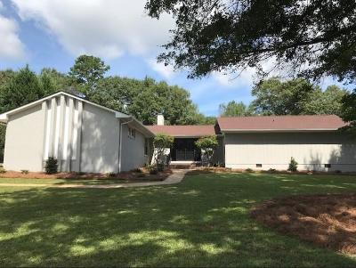 Clarendon Subd Single Family Home For Sale: 207 Williamsburg Road
